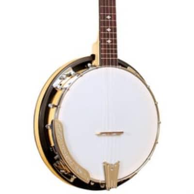 Gold Tone CC-100RW Cripple Creek Resonator Banjo with Wide Fingerboard for sale