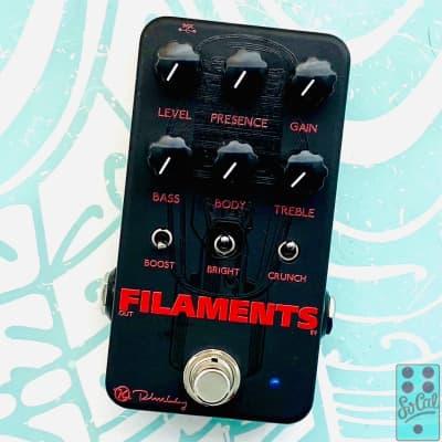 Keeley Filaments High Gain Distortion!