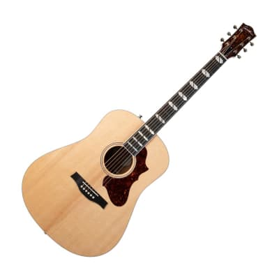 Godin Metropolis LTD EQ Acoustic Electric Guitar, Natural High Gloss