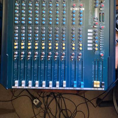 Allen & Heath MixWizard WZ4 12:2 12-Input Stereo Mixer