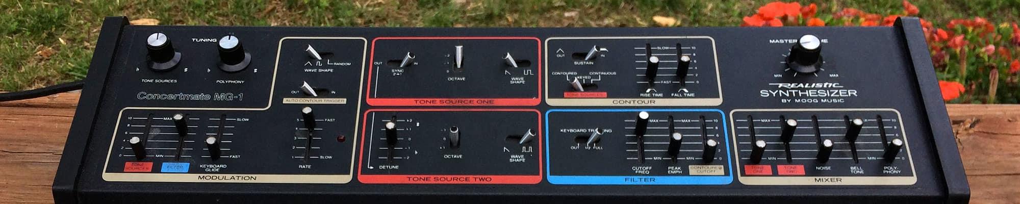 Radioshacks Neglected Moog Exploring The Realistic Reverb News Taurus Schematics 2