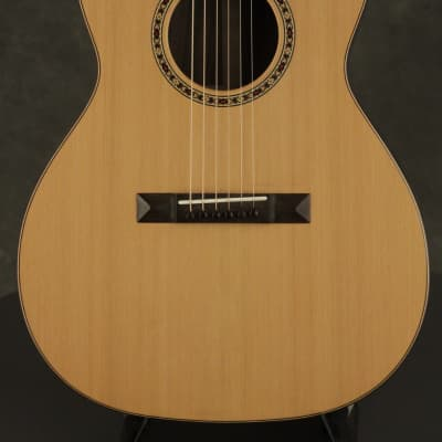 McGonnell Custom made acoustic guitar Cedar top w/Madagascar Rosewood back/sides for sale