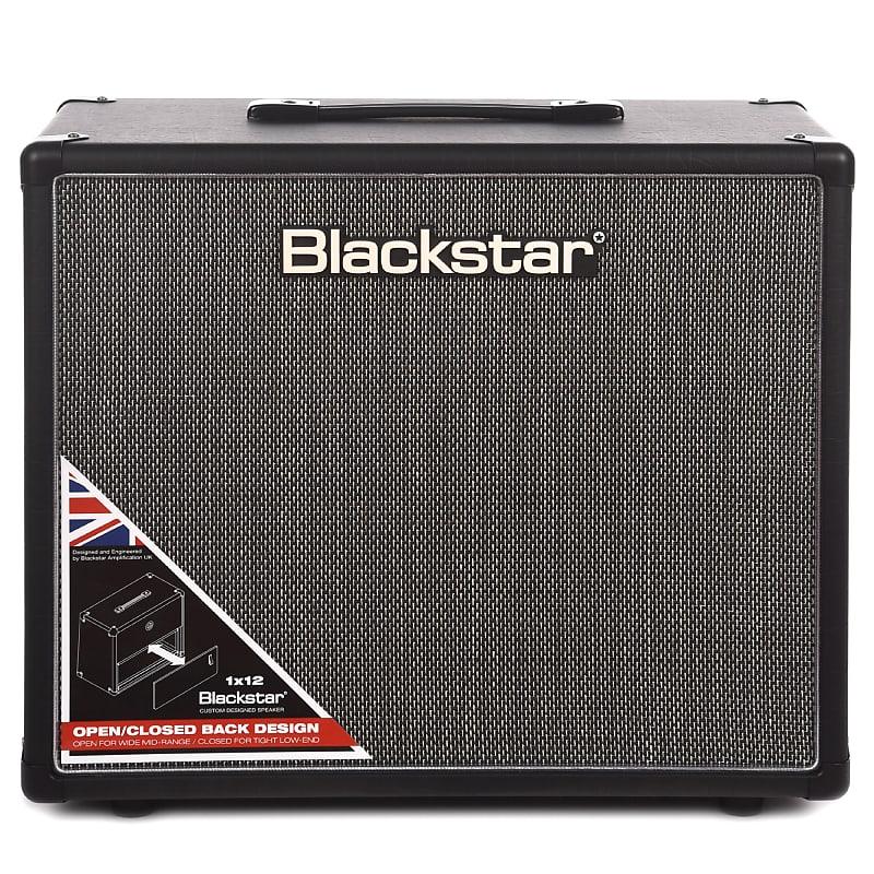 blackstar 1x12 slanted front cabinet chicago music exchange reverb. Black Bedroom Furniture Sets. Home Design Ideas