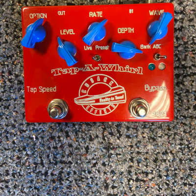 Cusack Music Tap-A-Whirl Tremolo Pedal