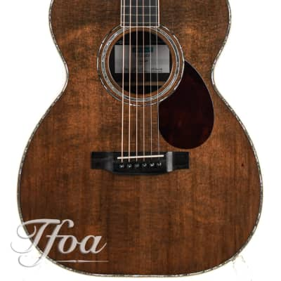 Rozawood Wizard OM 42 Style Redwood Rosewood for sale