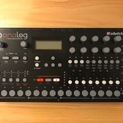 Elektron Analog Four MKI 4-Voice Analog Synthesizer w/Cover