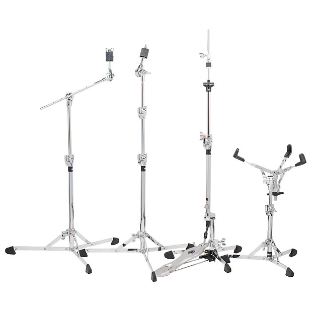 gibraltar cymbal snare stand set andreas inc reverb. Black Bedroom Furniture Sets. Home Design Ideas