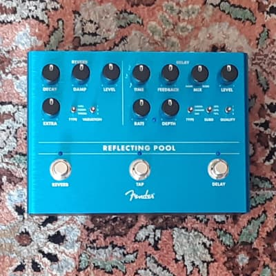Fender Reflecting Pool Delay/Reverb Echo/Hall for sale