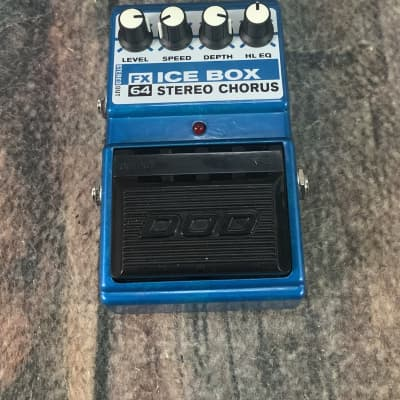 Used DOD FX64 Ice Box Chorus with Box for sale