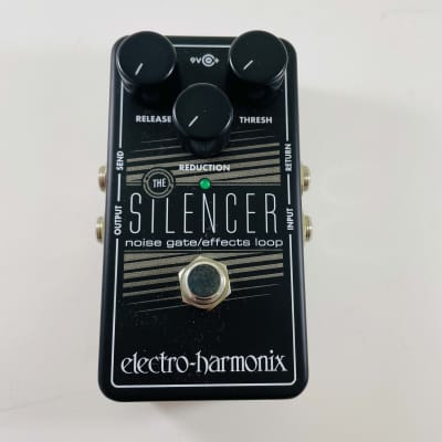 Electro-Harmonix The Silencer Noise Gate / Effects Loop Pedal *Sustainably Shipped*