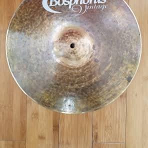 "Bosphorus 16"" Master Vintage Series Crash Cymbal"