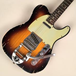 2009 Fender Custom Shop Wildwood 10 '63 Telecaster Relic with Hardshell Case