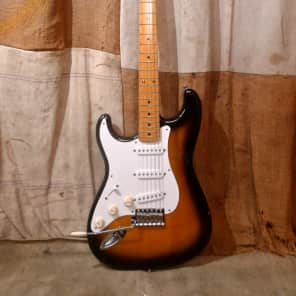 Fender '57 Reissue Stratocaster CIJ 2003 Sunburst for sale