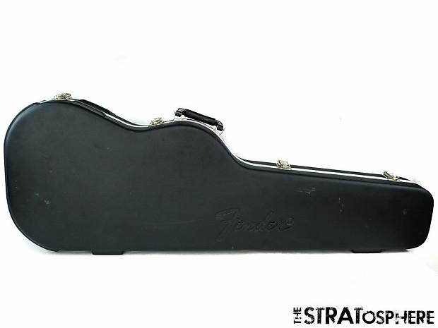 4d64415ae4 Description; Shop Policies. Description: Official American Fender  Stratocaster/Telecaster Molded Hardshell Case- Genuine Fender