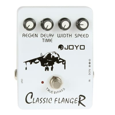 NEW JOYO JF-07 Classic Flanger Pedal for sale