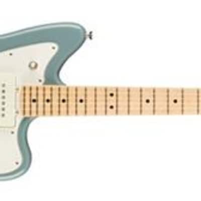 Fender American Professional Jazzmaster Electric Guitar (Sonic Gray, Maple Fingerboard) (Used/Mint)