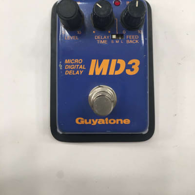 Guyatone MD-3 Micro Digital Delay Echo Rare Guitar Effect Pedal MIJ Japan for sale