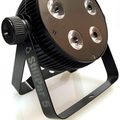Prost Lighting StillPar 5 - 90 Watt RGBAW+UV Hex LED DJ Wash Par Light