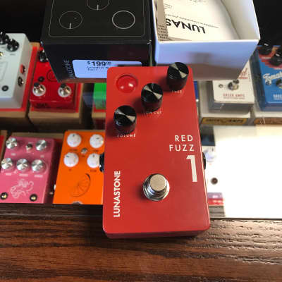 Lunastone Red Fuzz One