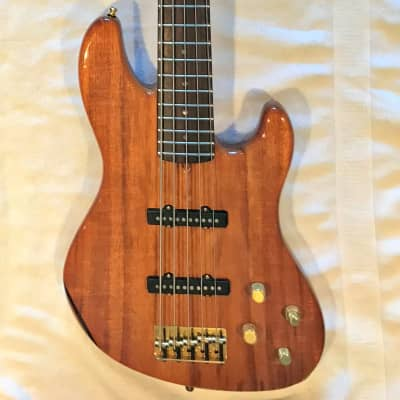 Fender Victor Bailey Signature Jazz Bass V 2007 for sale