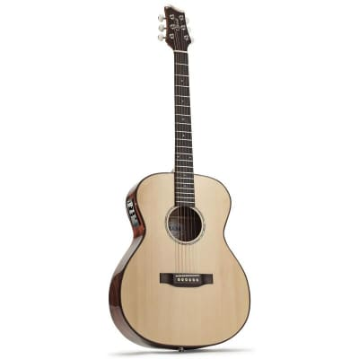 Ozark small body guitar all solid for sale