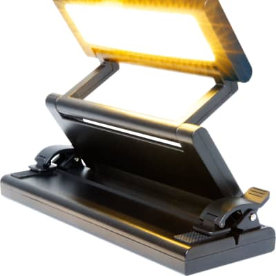 Roland LCL-50 Folding Reading/Music Stand  Clip Light