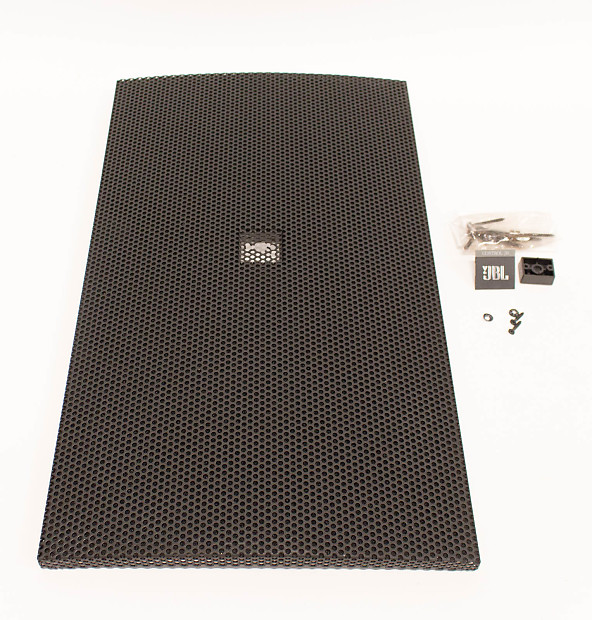 JBL Control 30 3‑Way Speaker Grill + Cloth + Plate - Spare Monitor Parts