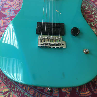 Peavey Tracer USA guitar 1988 Blue for sale