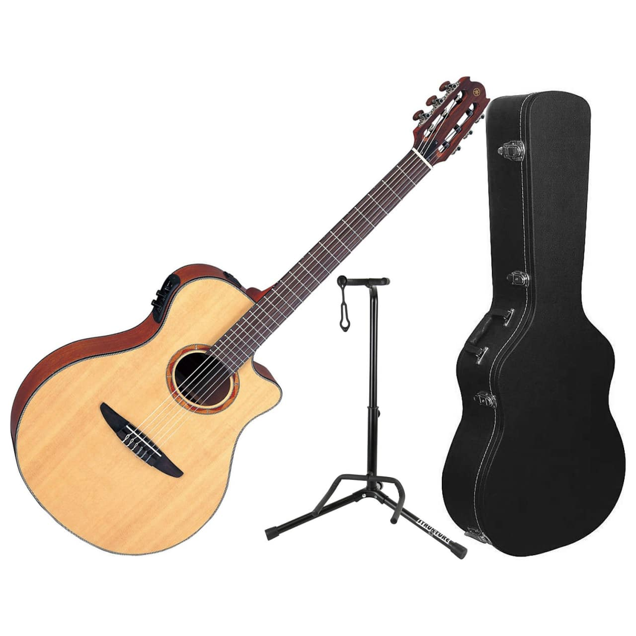 Yamaha ntx700 ntx acoustic electric classical guitar for Yamaha classic guitar