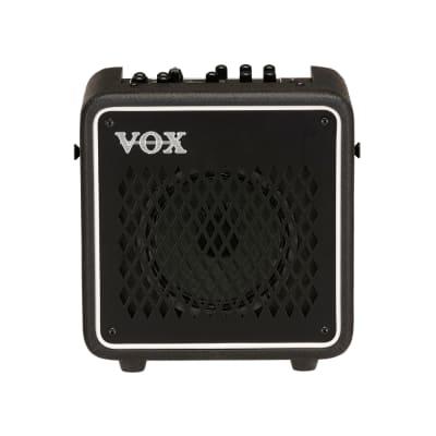"Vox Mini GO 10 10-Watt 1x6.5"" Compact Digital Modeling Guitar Combo"