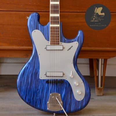 MIGMA Elektra Swirl 1960s Blue for sale