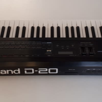 Roland D20 Linear Synthesizer 1988