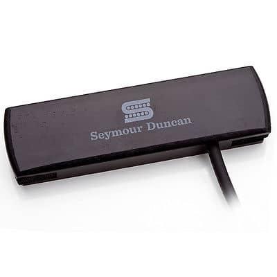 Seymour Duncan Woody SC Single Coil Acoustic Guitar Soundhole Pickup SA-3SC Black 11500-30-BLK