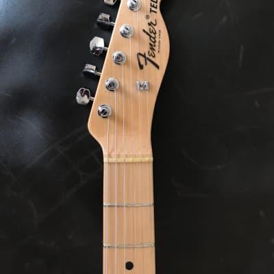 Fender Custom Shop '60s Reissue Telecaster Thinline Neck