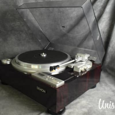 Denon DP-59L Direct Drive Auto-lift Turntable in Very Good Condition