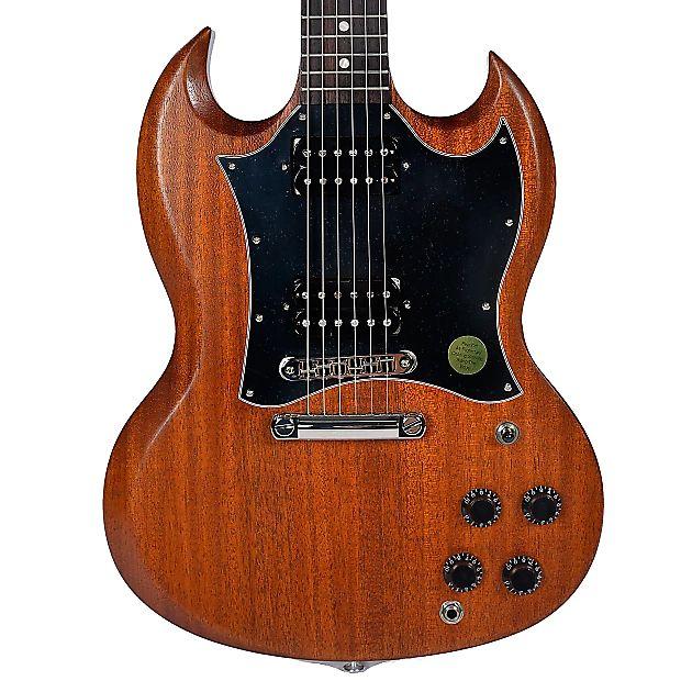 Gibson USA SG Faded 2018 Worn Bourbon Floor Model