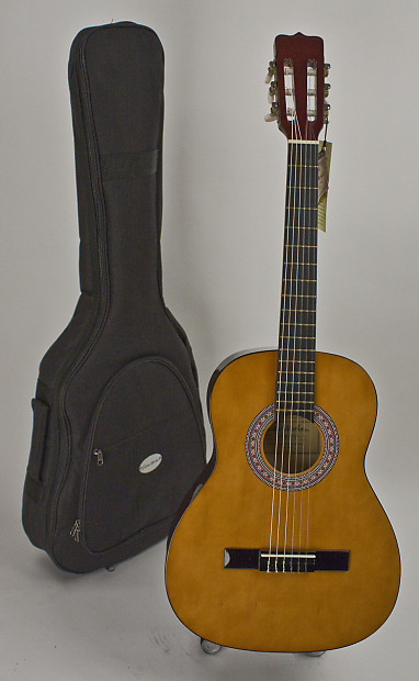 adult child 39 s 3 4 size guitar case strap with reverb. Black Bedroom Furniture Sets. Home Design Ideas