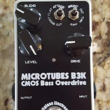Darkglass Electronics Microtubes B3K Bass Overdrive/Preamp