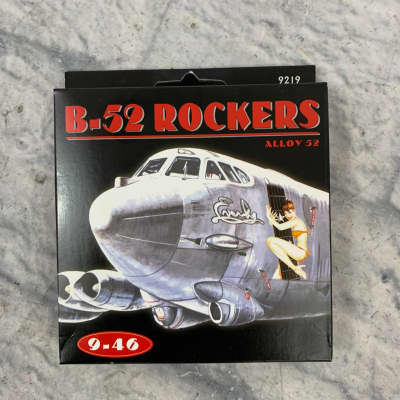 B-52 Rockers 9-46 Electric Guitar Strings for sale
