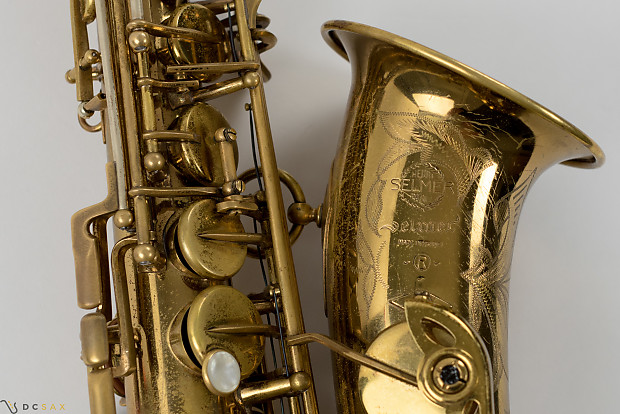 The first. The Selmer Mark VI is a saxophone that was made from 1954 to 1981.