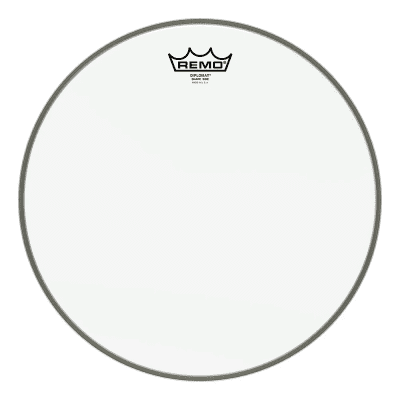 """Remo Diplomat Hazy Snare Side Drum Head 14"""""""