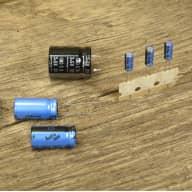Recapping Set Yamaha DX7-9 PSU