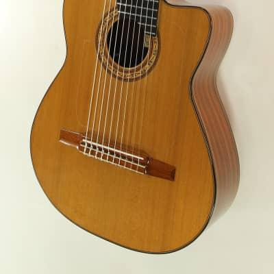 Oskar Graf 10 string classical guitar 2006 natural for sale