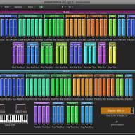 Virtual editor / programmer - Novation Drumstation / D-Station - LOGIC v4 - X