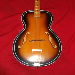 Old Kraftsman by Kay Vintage Archtop for sale