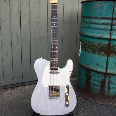 Lumtric TEL (Sonic Guitars) White Blonde Boutique Custom Guitar