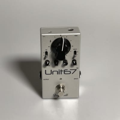 DryBell Unit67 Compressor EQ Boost Pedal for sale
