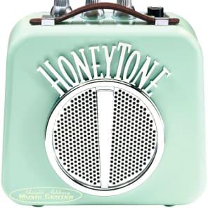 Danelectro N10A  Honeytone Mini Amp Aqua for sale