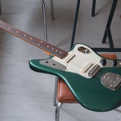 Fender Johnny Marr Jaguar 2014 Sherwood Green