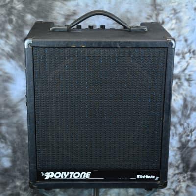 Polytone MiniBrute V Combo Amp w. stock 12